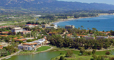 photo of UCSB & Goleta