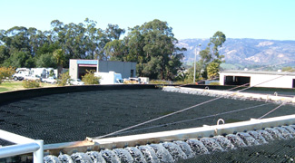 Goleta Sanitary District secondary treatment